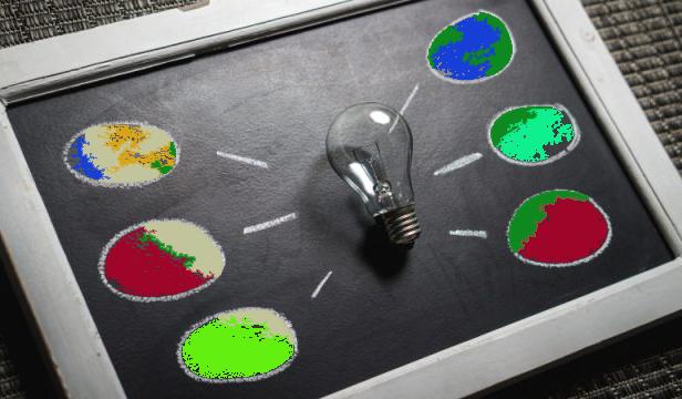 Creative-thinking