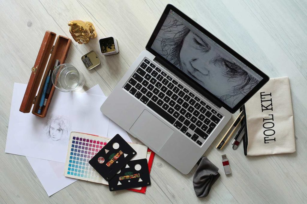 Graphic design tools for beginners