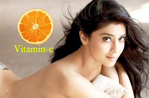Vitamin C for skin Lightening