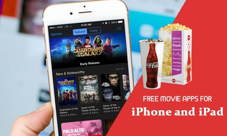 movie app iphone free