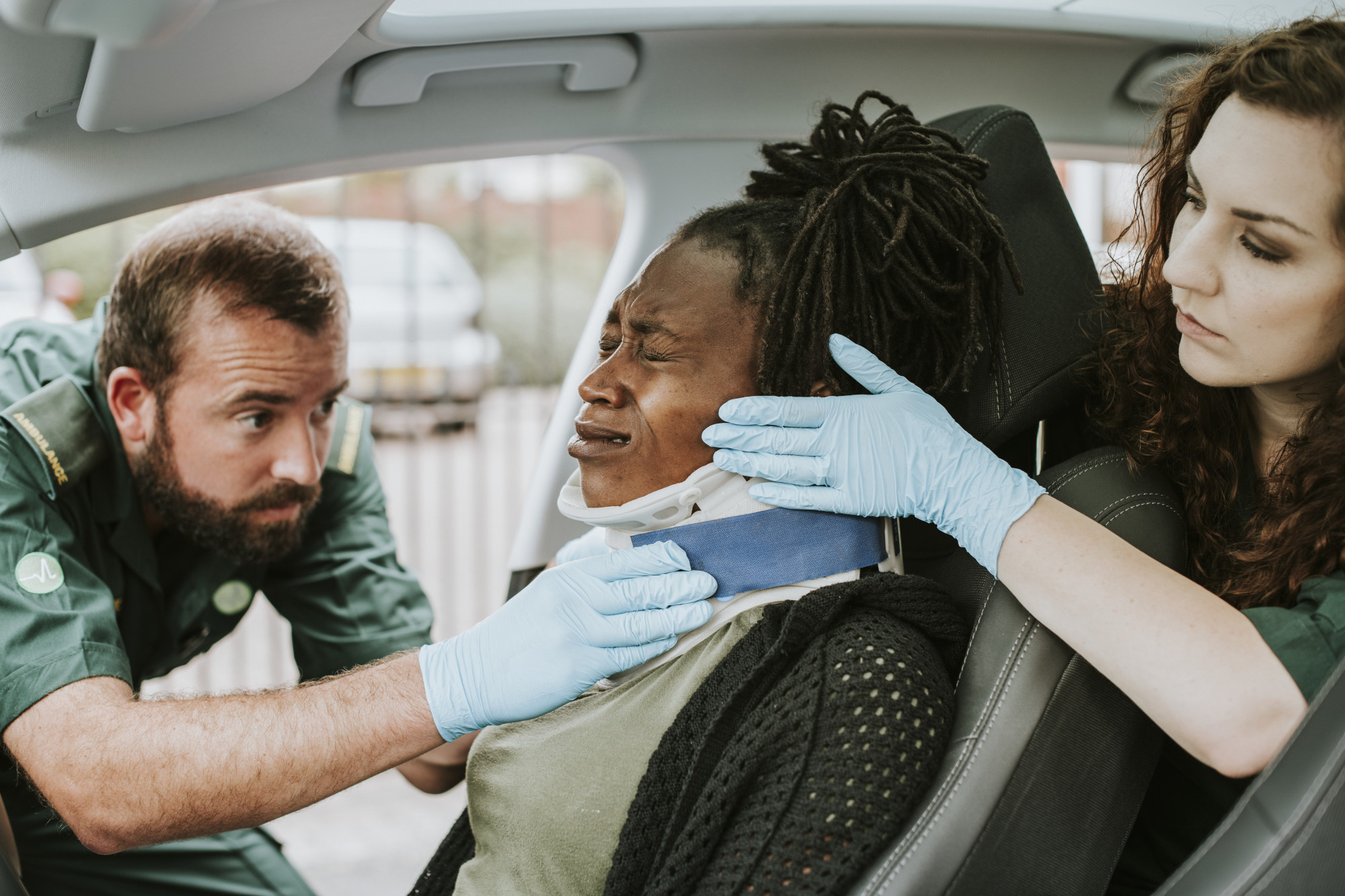 9 Of The Most Common Accident Injuries