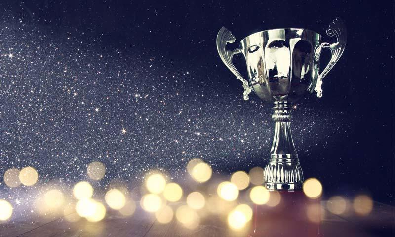 award ceremony