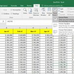 How to Freeze Multiple Rows in Excel