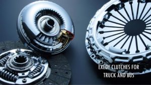 Exedy Clutches for Truck and Bus