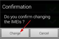 Change Your IMEI With Chamelephon APK