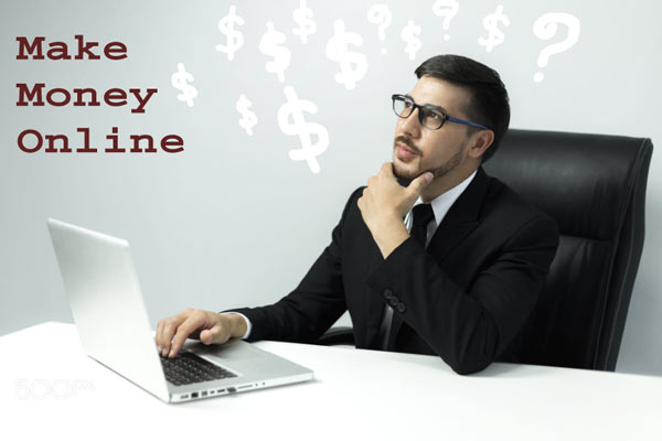 make money online without paying anything