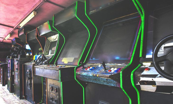 best arcade games of the 90s