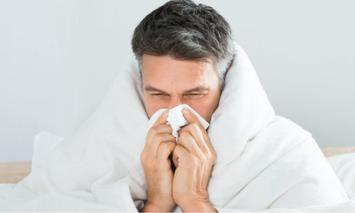 How long is the flu contagious