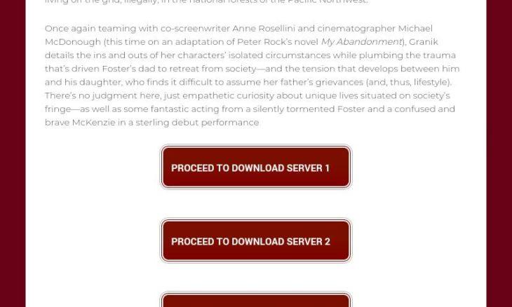 TV series download server