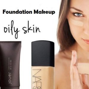 best foundation for oily skin.
