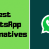 Best Alternative Whatsapp