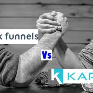 ClickFunnels vs. Kartra