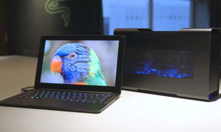 external graphics card for laptop