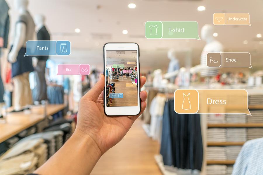 Augmented-Virtual Reality Marketing