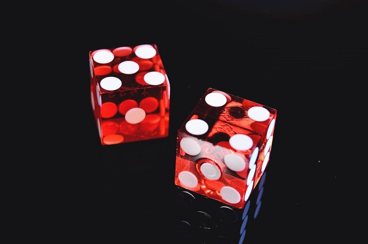 how to gamble with dice