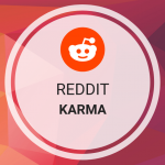 get karma on Reddit