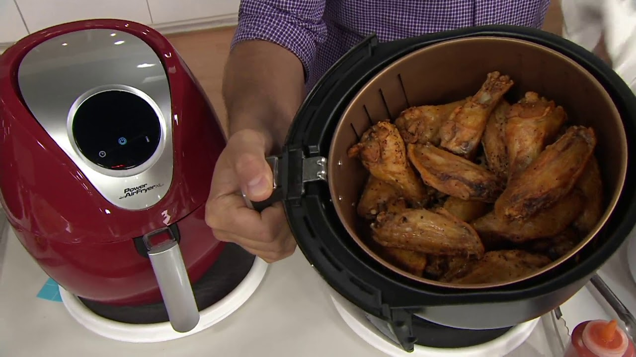 power xl air fryer