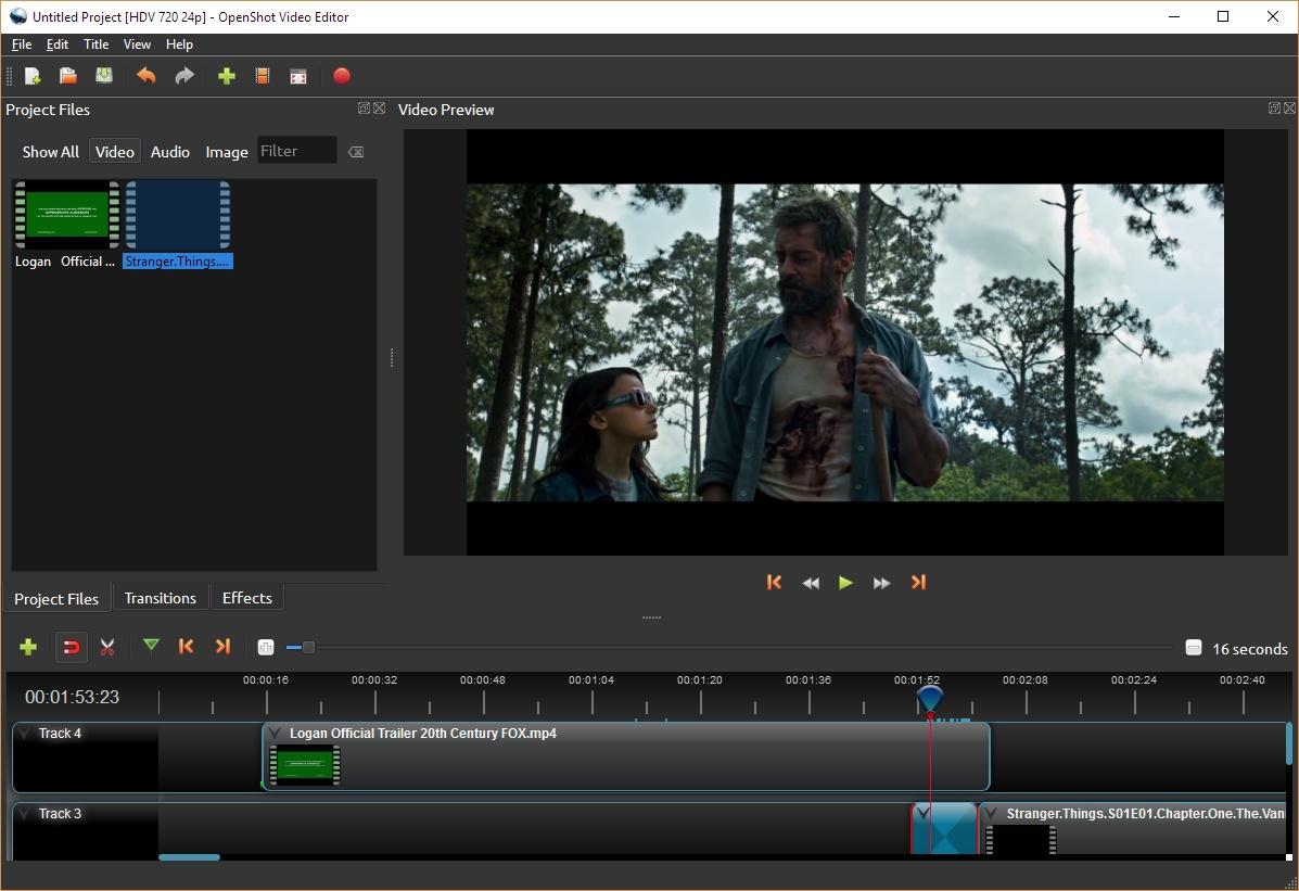 openshot video editor download