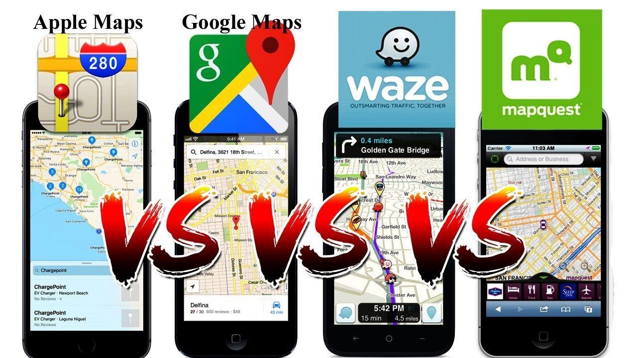 waze vs google maps