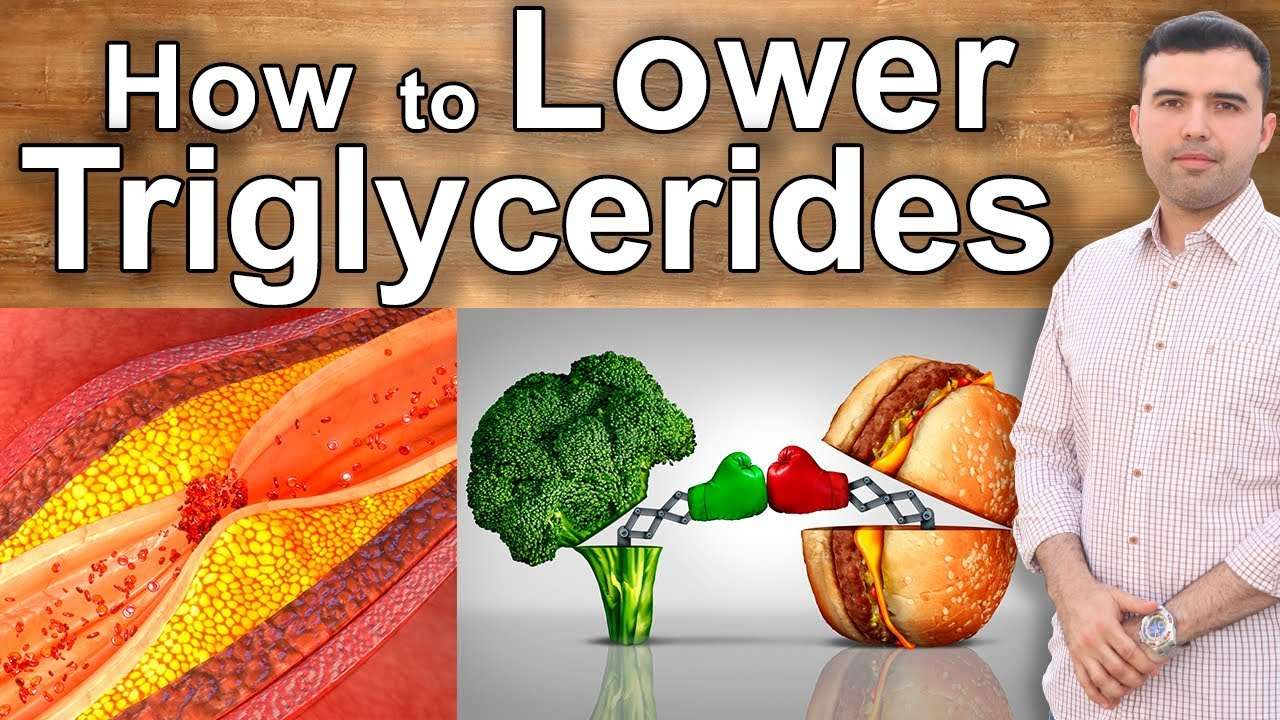 how to lower triglycerides