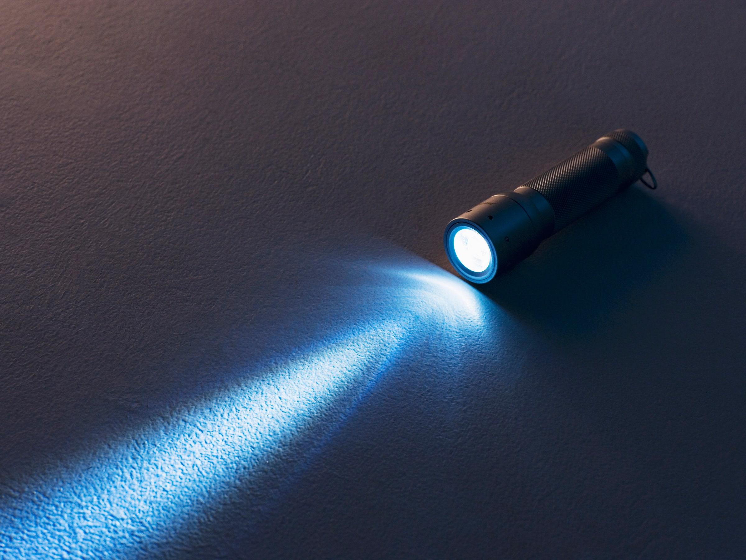 A LED Flashlight