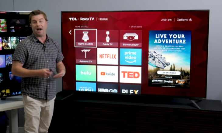 tcl 75 inch tv