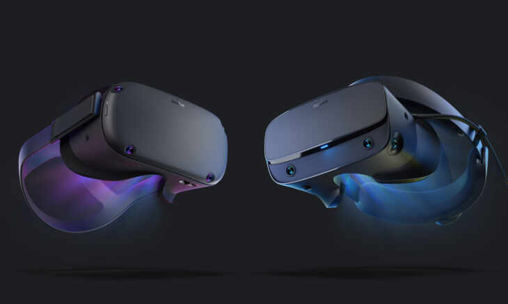 Oculus rift s vs Quest