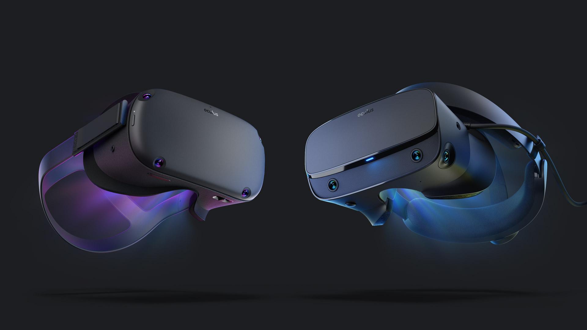Oculus rift s vs Quest