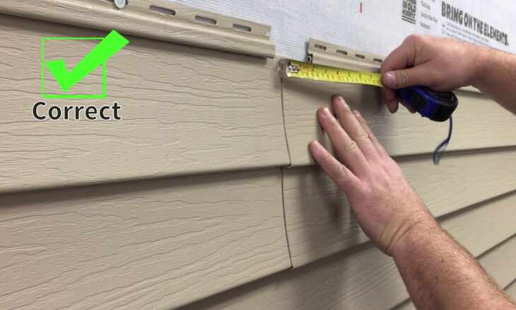 how to install vinyl siding